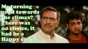 Amrish Puri in DDLJ