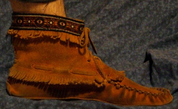Soft Moccasin