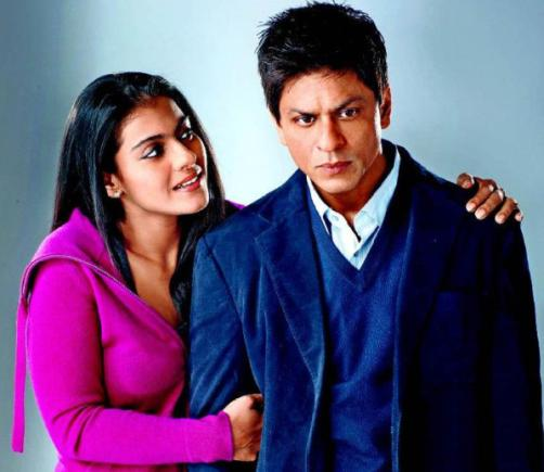 Shahrukh and Kajol in My Name Is Khan