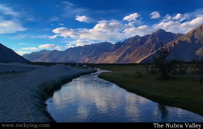 Nubra Valley In Leh