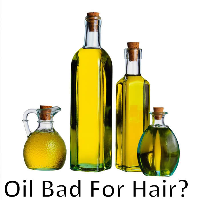 Is Oil Good for Hair?